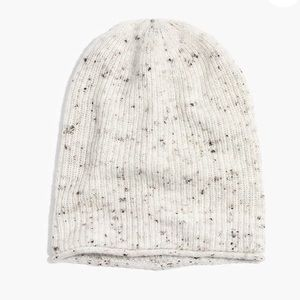 NWT Madewell Donegal Knit Beanie in Coziest Yarn